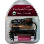 Зарядно за кола, от авт. запалка към Ericsson K750/K80, 12V, черен image