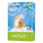 Хартия Nautilus Classic Рециклирана, A4, 80 g/m2, 500 листа, бяла image