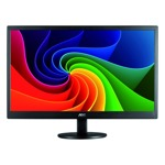 "Монитор AOC Value e2270Swn, 21.5"" (54.61 cm) TN панел, Full HD, 5ms, 20 000 000:1, 200cd/m2, 1x VGA image"