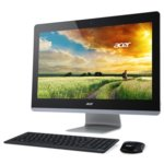 "Настолен компютър с 23.8"" сензорен мулти-тъч Full HD Display Acer Aspire Z3-710 (DQ.SZZEX.017), дву-ядрен Intel Core i3-4170T 3.2GHz, GeForce 840M 2GB, 4GB DDR3 RAM, 1TB HDD, 2x USB 3.0, клавиатура и мишка, Windows 10 image"