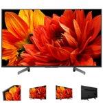 "Телевизор Sony KD43XG8396, 43"" (109.22 cm) UHD-4K, DVB-T/C/S/MPEG4, Wi-Fi, Bluetooth, 4x HDMI, 3x USB image"