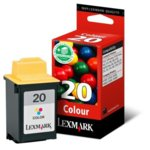 ГЛАВА LEXMARK ColorJetPrinter Z 51/X70/X85 - Color - P№ 15MX120E /20/ - заб.: 450p image