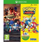 Sonic Forces & Sonic Mania Plus Double Pack, за Xbox One image