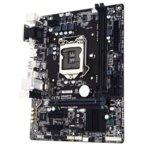 Дънна платка Gigabyte GA-H110M-S2H (rev 1.0), H110, LGA1151, DDR4, PCI-E (HDMI&DVI), 4x SATA 6Gb/s, 2x USB 3.0, microATX image