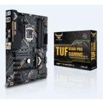 Дънна платка ASUS TUF B360-PRO GAMING (WI-FI), B360, LGA1151, DDR4, PCI-E (HDMI&D-Sub)(CFX), 6 x SATA 6Gb/s, 2x M.2 Socket, 1x 5Gb/s port USB Type-C, Wi-Fi 802.11ac, Bluetooth 5.0, ATX image