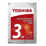 """Твърд диск 3TB Toshiba P300, SATA 6Gb/s, 7200rpm, 64MB, 3.5"""" (8.89cm) image"""