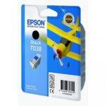 Глава за Epson Stylus C43SX/UX - Black - P№ C13T03814A10 - Заб.: 330K, 10 ml image