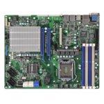 Дънна платка за сървър ASRock Rack E3C224D4M-16RE, LGA1150, DDR3 ECC UDIMM, 3x LAN1000, 4x SATA 6Gb/s, 2x SATA 3Gb/s, RAID 0, 1, 5, 10, 2x USB 3.0, ATX image