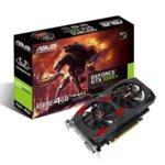 Видео карта Nvidia GeForce GTX 1050 Ti, 4GB, Asus Cerberus Advanced Edition, PCI-E 3.0, GDDR5, 128 bit, Display Port, HDMI, DVI image