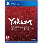 Yakuza Remastered Collection - Day 1 Edition PS4
