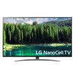 """Телевизор LG 55SM8600PLA, 55"""" (139.70 cm) LCD Smart TV, 4K/UHD, DVB-T2/C/S2, Wi-Fi, LAN, Bluetooth, 4x HDMI, 3x USB image"""