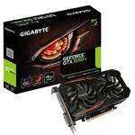 Видео карта GF GTX 1050 Ti OC, 4GB, Gigabyte GV-N105TOC-4GD, PCI-E 3.0, GDDR5, 128bit, Display Port, HDMI, DVI image