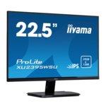 "Монитор Iiyama PROLITE XU2395WSU-B1, 22.5"" (57.15 cm) IPS панел, WUXGA, 4ms, 5 000 000:1, 250 cd/m2, Display Port, HDMI, VGA, USB image"