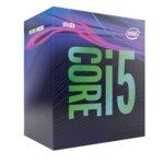 Процесор Intel Core i5-9500, шестядрен (3/4.4GHz, 9MB Cache, 350 MHz-1.10 GHz, LGA1151) BOX, с охлаждане image