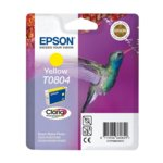 ГЛАВА ЗА EPSON STYLUS PHOTO R 265/R285/R360/RX560 - Yellow - P№ C13T08044010 image