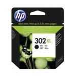 ГЛАВА HP DeskJet 1110 Printer/2130 All-in-One/3630 All-in-One; HP ENVY 4520 All-in-One Printer; HP OfficeJet 3830/ 4650 All-in-One Printers - Black (302XL) - P№ F6U68AE image