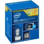 Intel Core i5 4460 (Haswell) четири-ядрен (3.2/3.4 GHz Turbo Boost, 6MB L3, 1.1GHz GPU, LGA1150) BOX image
