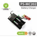 Зарядно устройство PS-MC202 за NI-MH, Ni-Cd и Li-Ion батерии image