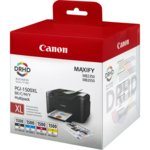 Комплект глави за CANON Maxify MB2350/MB2050- PGI-1500XL BK/C/M/Y Multi-Pack + калкулатор - P№ BS9182B006AA image