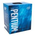 Intel Pentium G4600 двуядрен (3.6GHz, 3MB Cache, 350MHz-1.10GHz GPU, LGA1151) BOX image