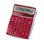 Калкулатор Citizen ccc112, 12 заряден дисплей, червен image