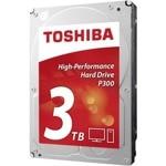 """Твърд диск 3TB Toshiba P300, SATA 6GB/s, 64MB, 7200 rpm, 3.5""""(8.89 cm) image"""