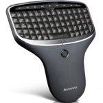 Клавиатура Lenovo Enhanced Multimedia Remote N5902, вграден touchpoint, подсветка, ултра-компактна, безжична, USB image
