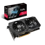 Asus Radeon RX 5500XT EVO OC Edition 8GB GDDR6 EVO