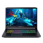 "Лаптоп Acer Predator Helios 300 PH317-53-751T (NH.Q5PEX.007), шестядрен Coffee Lake Intel Core i7-9750H 2.6/4.5 GHz, 17.3"" (43.94 cm) Full HD IPS Anti-Glare Display & GTX 1660 Ti 6GB, (HDMI), 8GB DDR4, 1TB HDD & 256GB SSD, Windows 10 Home image"