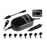 Захранване (заместител) за лаптопи, JT80W 15V/16V/18V/19V/20V/4A/80W, различни накрайници image