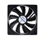 Вентилатор 120мм Zalman ZM-F3(SF), 3-pin, 1200rpm, черен image