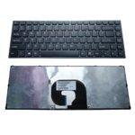 Клавиатура за HP 500 520 Black US с КИРИЛИЦА