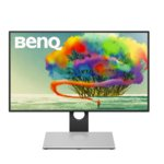 """Монитор BenQ BENQ-MON-PD2710QC, 27"""" (68.58 cm) IPS панел, QHD, 14ms, 20000000:1, 350cd/m2, DisplayPort, HDMI image"""
