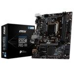 Дънна платка MSI B365M PRO-VH, LGA1151, DDR4, PCI-Е (HDMI, VGA), 6x SATA 6Gb/s, 1 x M.2, 6 x USB 3.1 Gen 1, 6 x USB 2.0, Micro ATX image