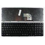 Клавиатура за SONY VAIO SVE15, UK, черна image