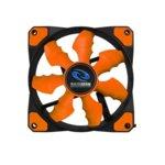 Вентилатор 120 mm, Raidmax RF-120XO, 3/4-pin, 2000 rpm, черен/оранжев image