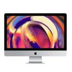 "All in One компютър Apple iMac (MRT42ZE/A_Z0VY0003Z/BG), 21.5"" (54.61 cm) 4K Retina дисплей, шестядрен Coffee Lake Intel Core i5-8500 3.0/4.10 GHz, AMD Radeon Pro 560X 4GB, 8GB DDR4, 1TB SSHD, 2x Thunderbolt 3, клавиатура и мишка, macOS Mojave image"