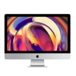 "All in One компютър Apple iMac (MRT42ZE/A_Z0VY0003Z/BG), 21.5"" (54.61 cm) 4K Retina дисплей, шестядрен Coffee Lake Intel Core i5-8500 3.0/4.10 GHz, AMD Radeon Pro 560X 4GB, 8GB DDR4, 1TB SSHD, 2x Thunderbolt 3, клавиатура и мишка, macOS Mojave image"