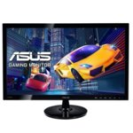 "Монитор 24.0"" (60.96 cm) Asus VS248HR, Full HD, 1ms, 50 000 000:1, 250 cd/m2, HDMI, DVI image"