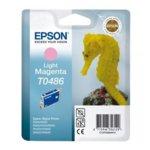 ГЛАВА ЗА EPSON STYLUS PHOTO R 200/R300/R320/ RX 500/600 - Light magenta - P№ C13T048640 image