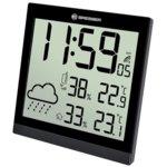 Електронна метеостанция Bresser TemeoTrend JC LCD RC, черна image