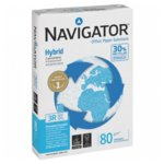 Хартия Navigator Hybrid A3, 80 g/m2, 500 листа, бяла image