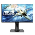 "Монитор Asus VG258Q, 24.5"" (62.23 cm) TN панел, Full HD, 1ms, 100 000 000:1, 400cd/m2, Display Port, HDMI, DVI image"
