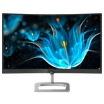 "Монитор Philips 248E9QHSB, 23.6"" (59.9 cm) VA панел, Full HD, 4ms, 20000000:1, 250 cd/m2, HDMI, VGA image"