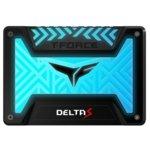 """Памет SSD 1TB Team Group T-Force Delta 1, SATA 6 Gb/s, 2.5""""(6.35 cm), скорост на четене 560MB/s, скорост на запис 500MB/s image"""