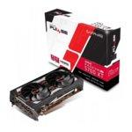 Видео карта AMD Radeon RX 5700 XT, 8GB, Sapphire Pulse, GDDR6, 256bit, Display Port, HDMI image