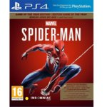 Marvels Spider-Man Game of the Year Edition PS4