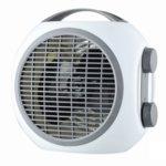 Вентилаторна печка Finlux FCH-633 WHITE, 2000W, 2 степени на мощност, Отопление/Охлаждане, термостат, защита срещу прегряване, бяла image