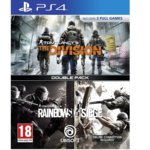 Tom Clancys The Division + Rainbow Six Siege Double Pack, за PS4 image