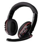 Слушалки Natec Genesis Gaming Headset H12, 3.5мм жак, геймърски, черни image